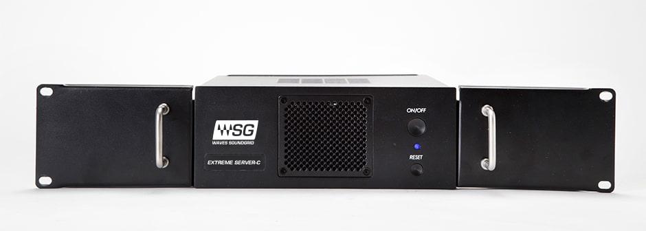Waves 发布 SoundGrid Extreme Server-C 硬件插件处理器