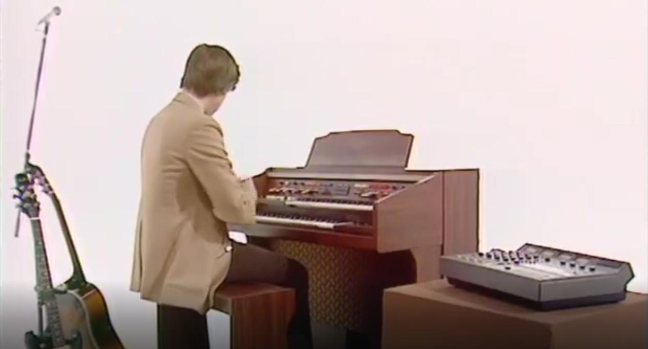 历史的回忆:来自BBC保存的1980年家庭录音的珍贵视频