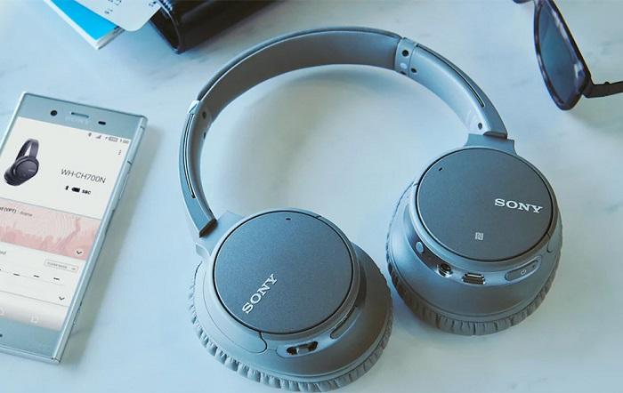 SONY(索尼)发布WH-CH700N头戴式无线耳机新品,配备AI降噪技术