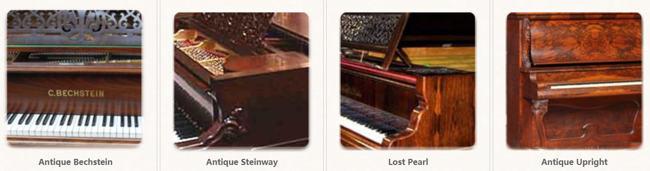 """""""最佳计算机音乐和声学技术公司""""推出包含四架古董钢琴的合集:Pianoforte 1900 VI"""