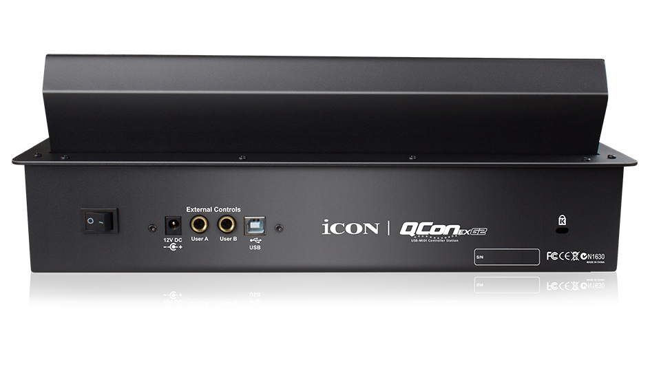 iCON 发布 QCon Pro G2 通用控制界面和 QCon EX G2 扩展器(视频)