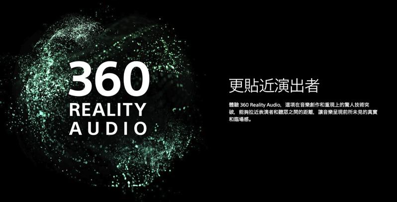 索尼(SONY)发布 360 Reality Audio 音乐技术格式