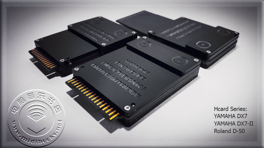 Hypersynth发布用于老式YAMAHA及Roland合成器的音色扩展卡