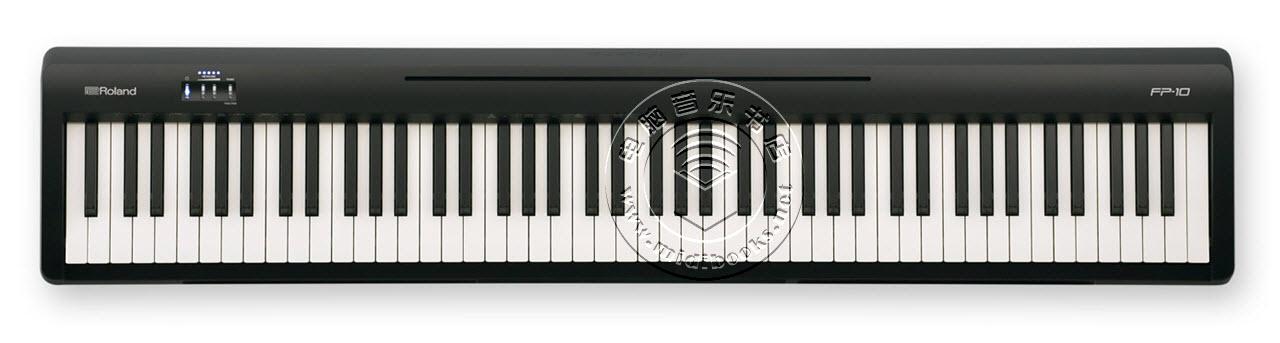 2019年NAMM展会新闻:Roland(罗兰)发布FP-10数码钢琴