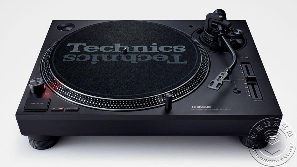 Technics即将发布SL-1210MK7 DJ唱盘,这可能是九年来最好的产品