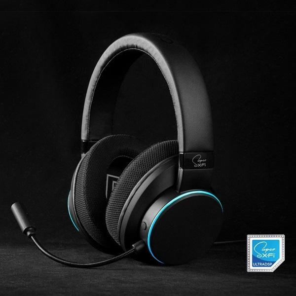 创新发布Super X-Fi耳机新品,有线版售130美元起
