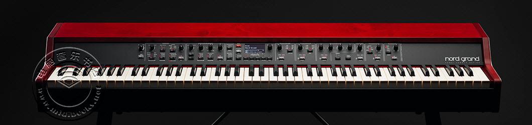 Nord 发布舞台电钢琴 Nord Grand(视频)