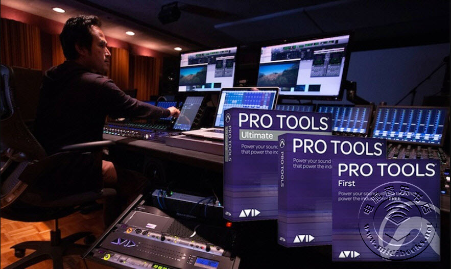 Avid 发布 Pro Tools 2019