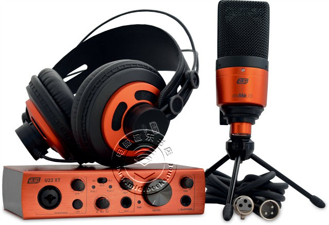 ESI 发布 U22 XT cosMik 专业录音套装