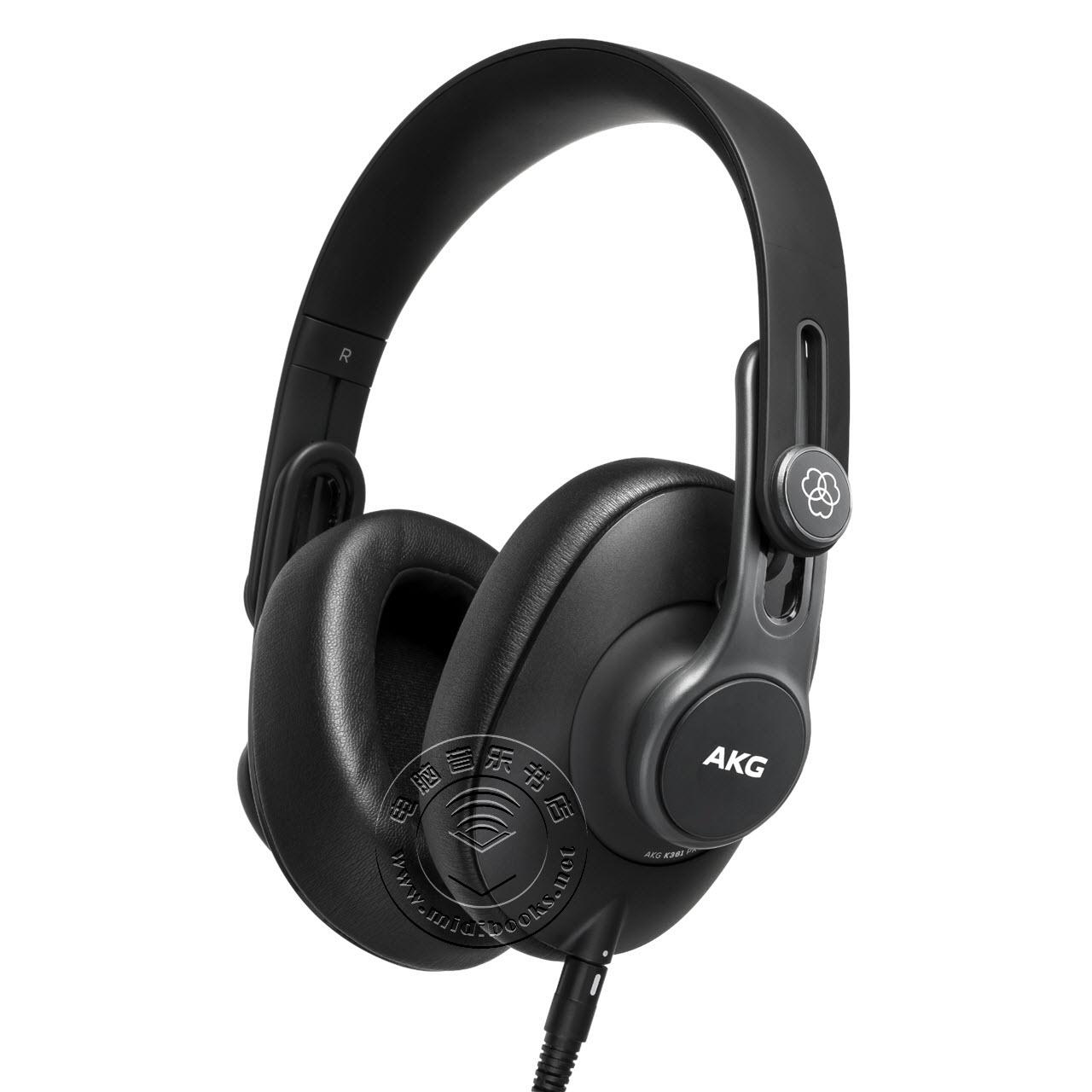 AKG 发布 K361 和 K371 工作室级专业监听耳机