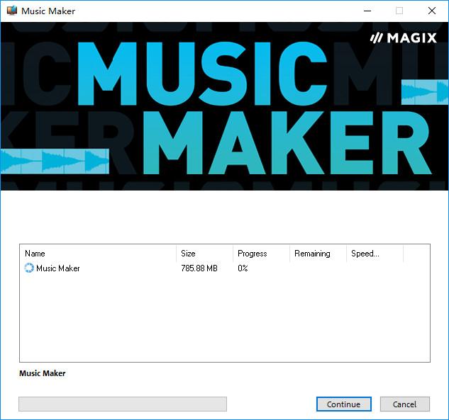 福利!MAGIX 的免费音乐制作软件 Music Maker 2020下载