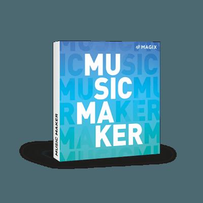 MAGIX 发布音乐制作软件 Music Maker 2020