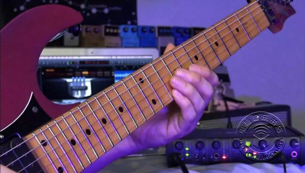 音乐制作人、吉他手NIKO小烨为大家分享他的便携录音设备