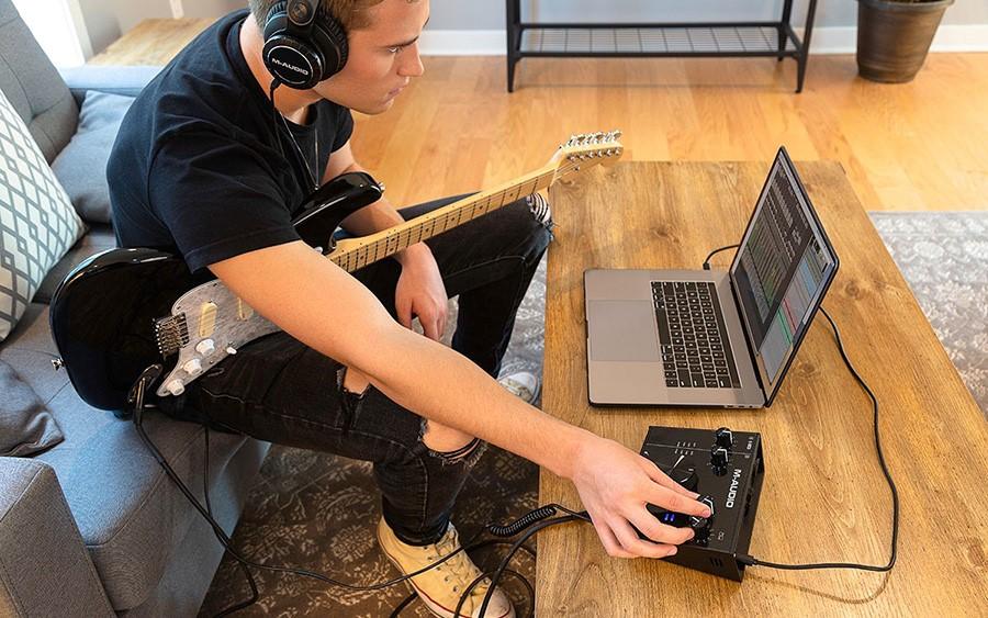 M-AUDIO发布新一代高性能AIR系列音频接口(视频)