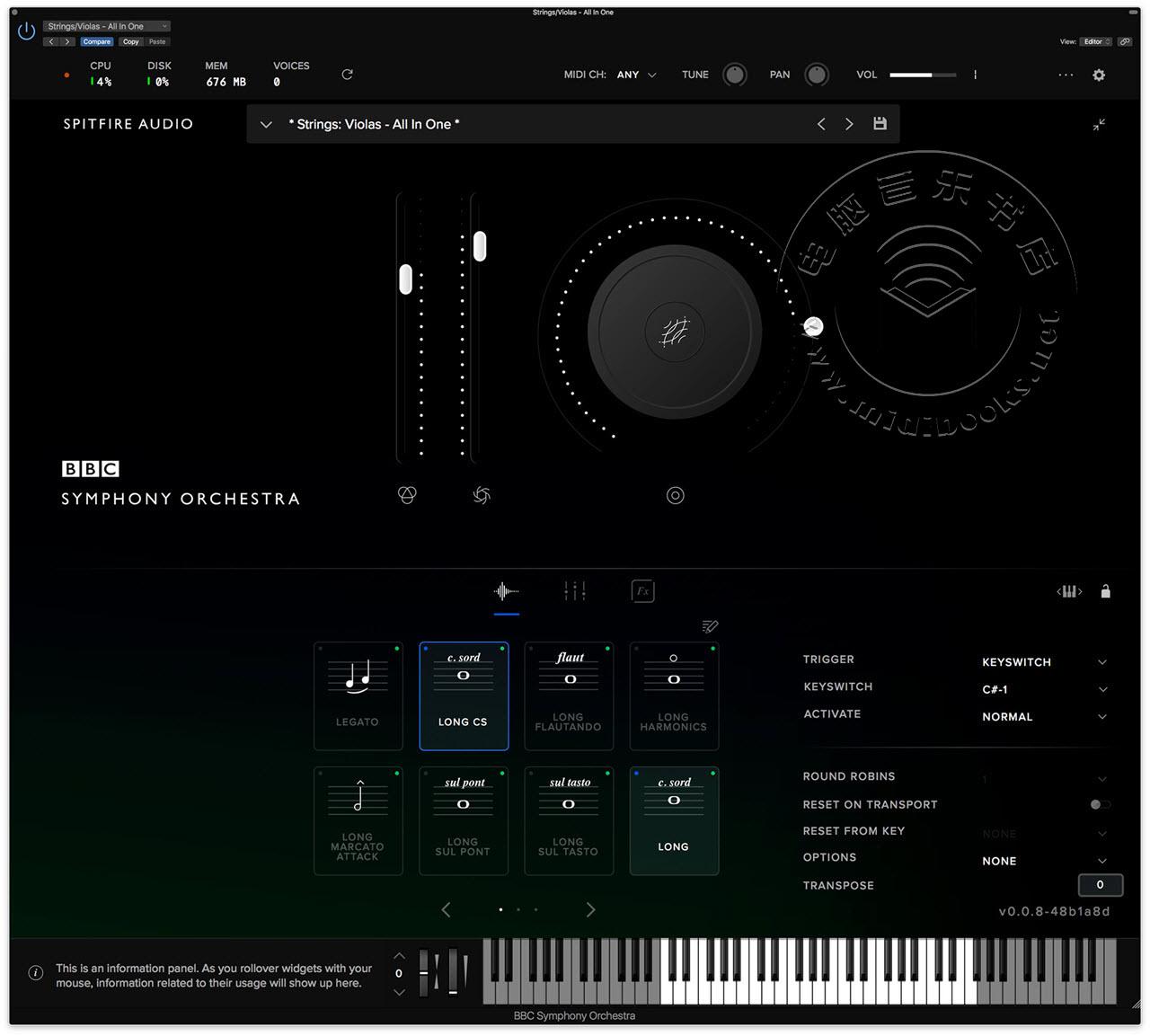 Spitfire Audio发布高达566GB容量的BBC Symphony Orchestra(BBC交响乐团音色库)