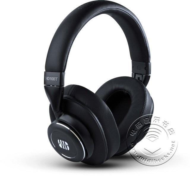 PreSonus发布具有工作室品质的蓝牙监听耳机Eris HD10BT(视频)