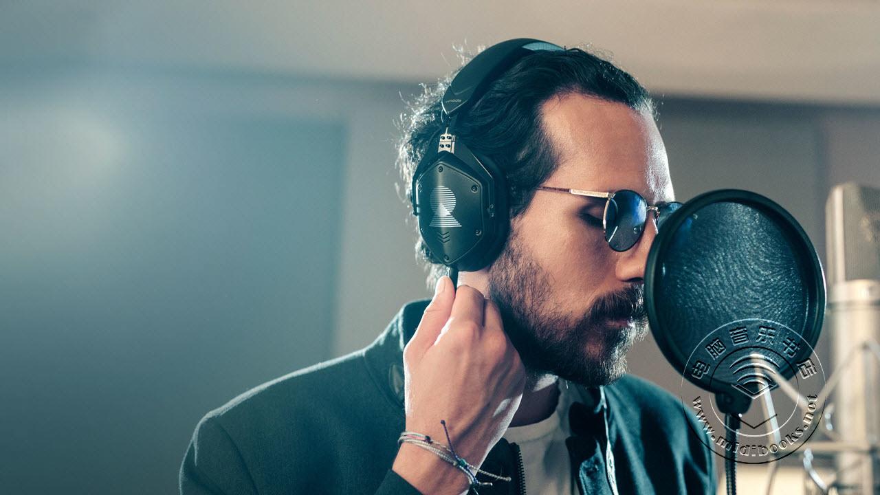 V-MODA与Roland(罗兰)合作推出首款专业监听耳机M-200(视频)