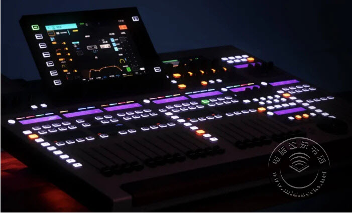 Behringer(百灵达)宣布推出 Wing 大型数字调音台