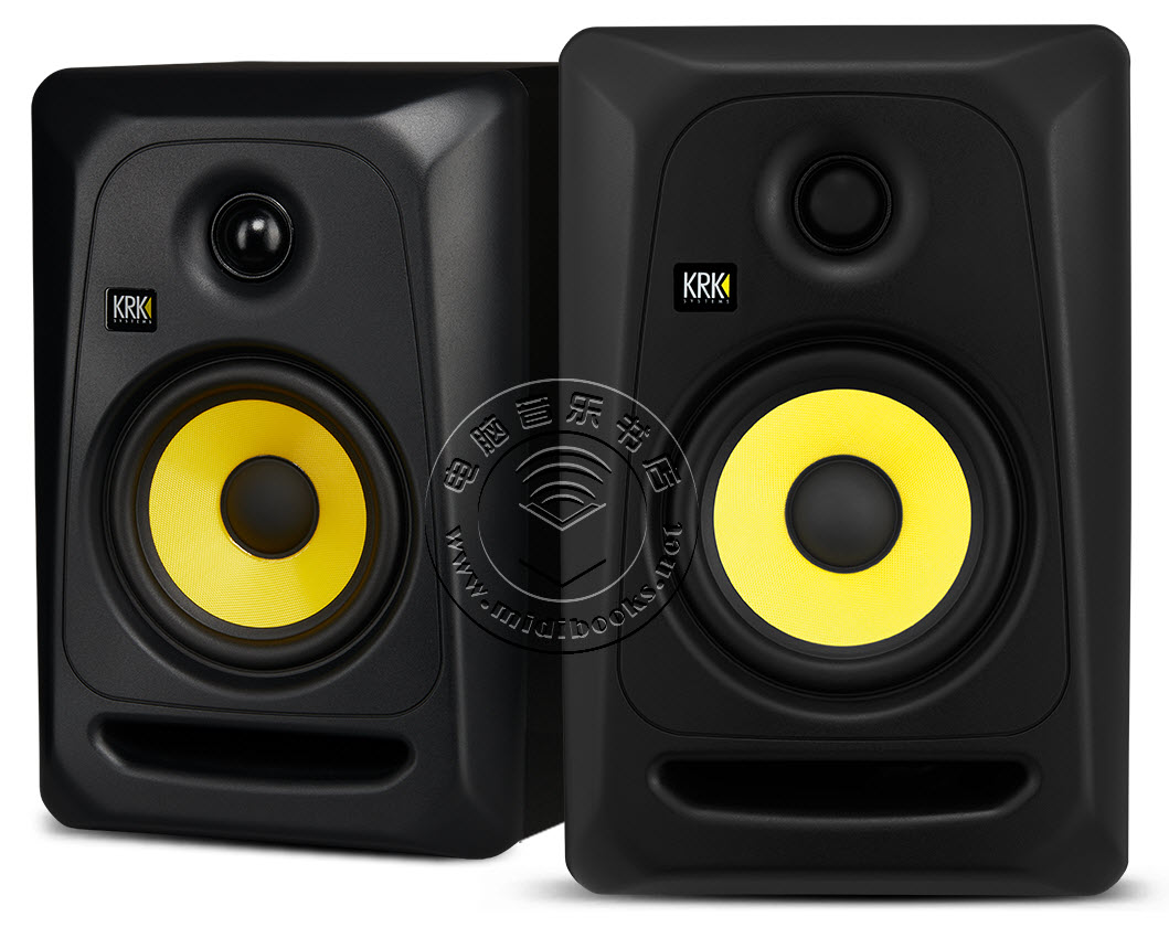 KRK发布CLASSIC 5专业双功放工作室监听音箱