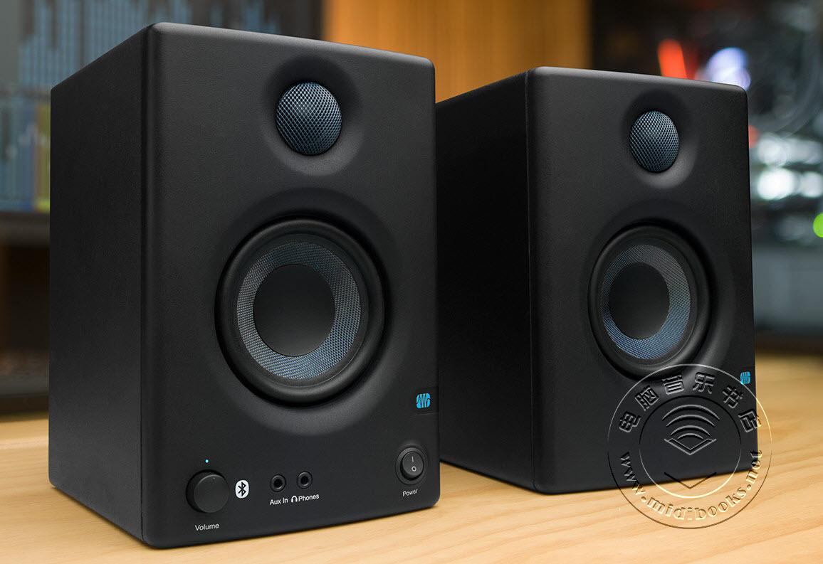PreSonus 发布 Eris 系列无线蓝牙监听音箱