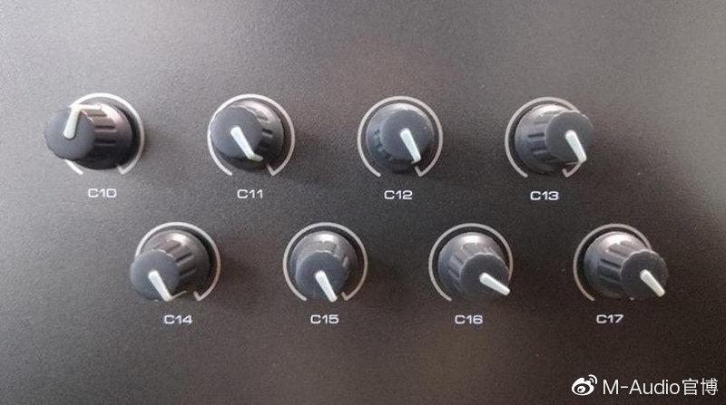 【干货】M-Audio Oxygen88键盘控制器实用指导