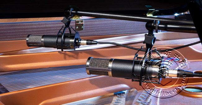 技术分享:如何录制三角大钢琴