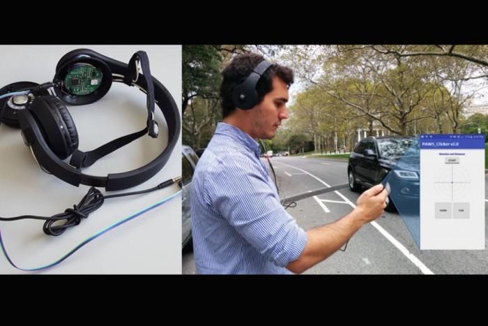 科学家研发智能耳机原型 旨在防止佩戴者被汽车撞到