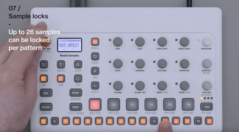 Model:Samples — 操作最灵活的采样鼓
