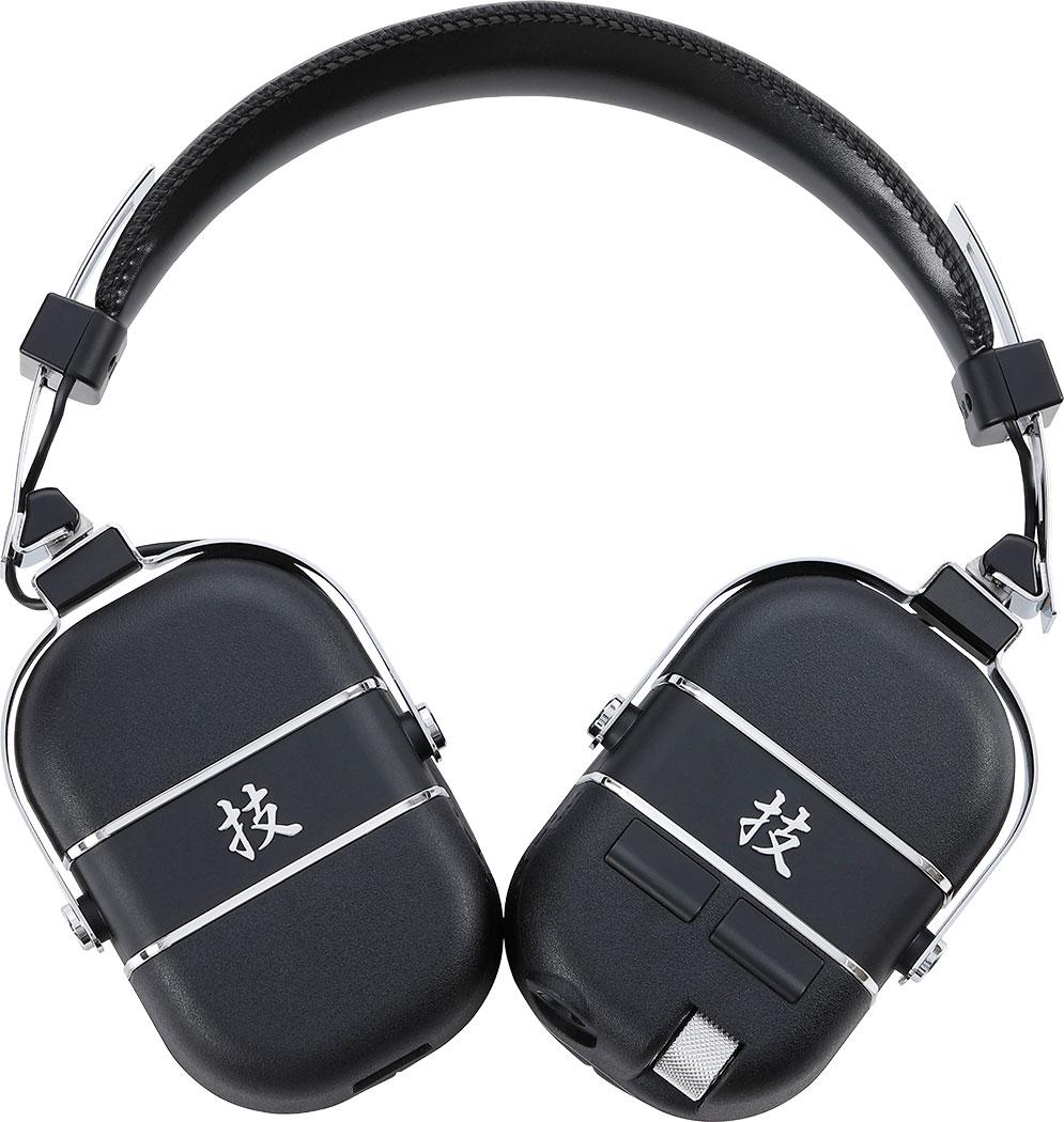 BOSS发布吉他手练习用无线蓝牙耳机Waza-Air,可模拟多种声场效果(视频)