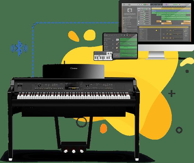 CME发布无线MIDI蓝牙适配器WIDI Master