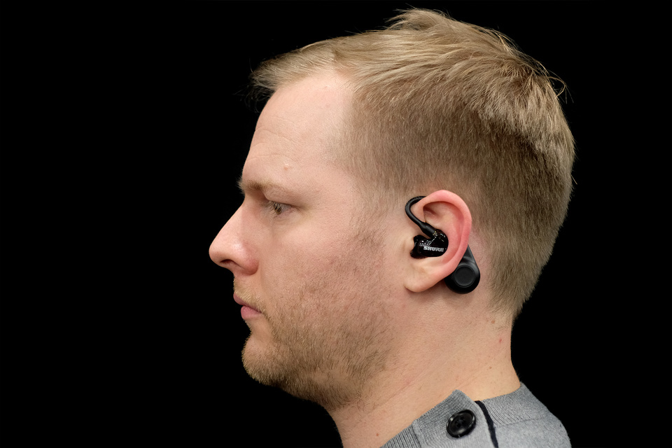 舒尔发布旗下首款真立体声无线耳机