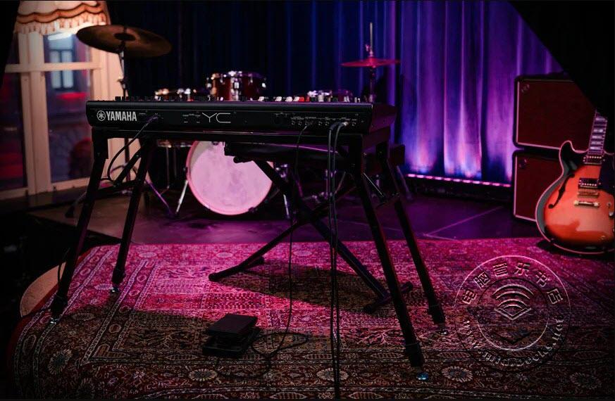 YAMAHA(雅马哈)发布YC61舞台电钢琴(视频)