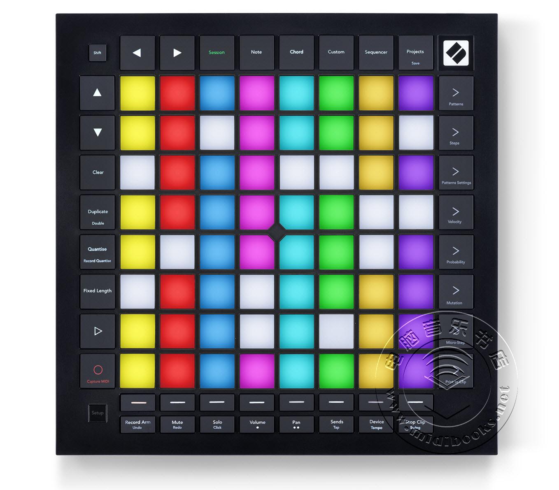 2020年NAMM展会新闻:Novation推出Launchpad Pro MK3 DJ控制器(视频)