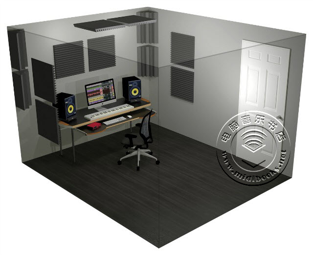 Auralex Acoustics推出入门级室内声学处理装修套装