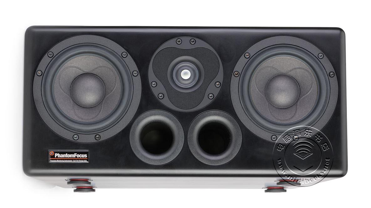 Carl Tatz Design宣布推出PhantomFocus系列新款监听音箱