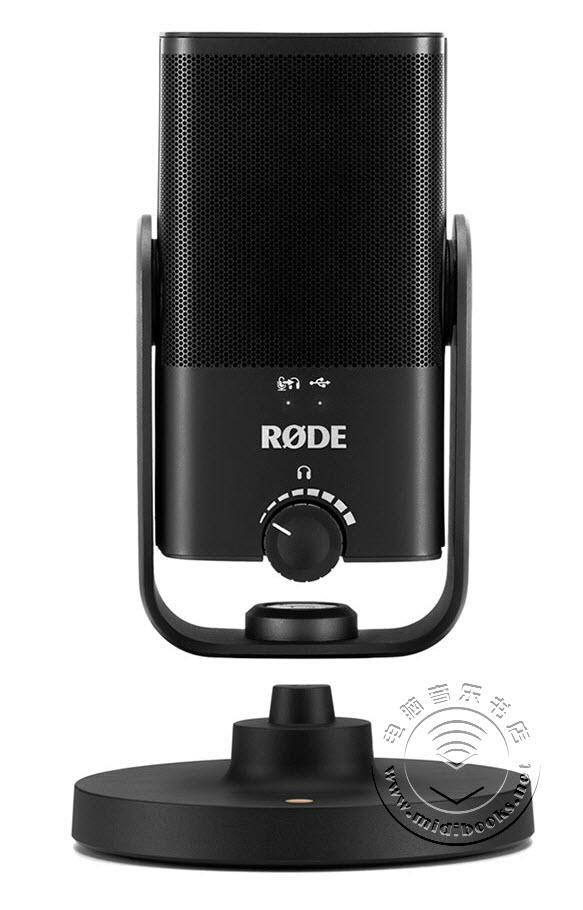 RØDE 推出紧凑型USB麦克风 NT-USB Mini