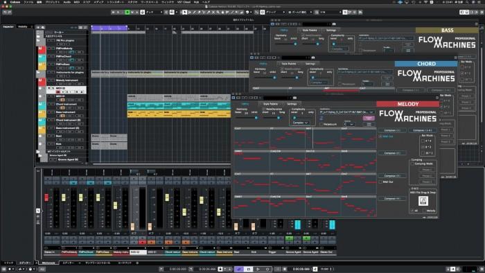 SONY(索尼)推出基于AI的音乐制作服务Flow Machines
