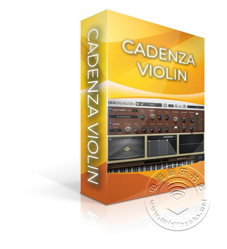 Sound Magic发布Cadenza Violin(华彩小提琴)虚拟乐器