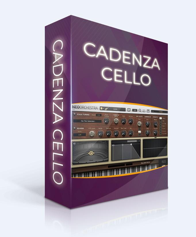 Sound Magic发布Cadenza Violin(华彩大提琴)插件音源(视频)