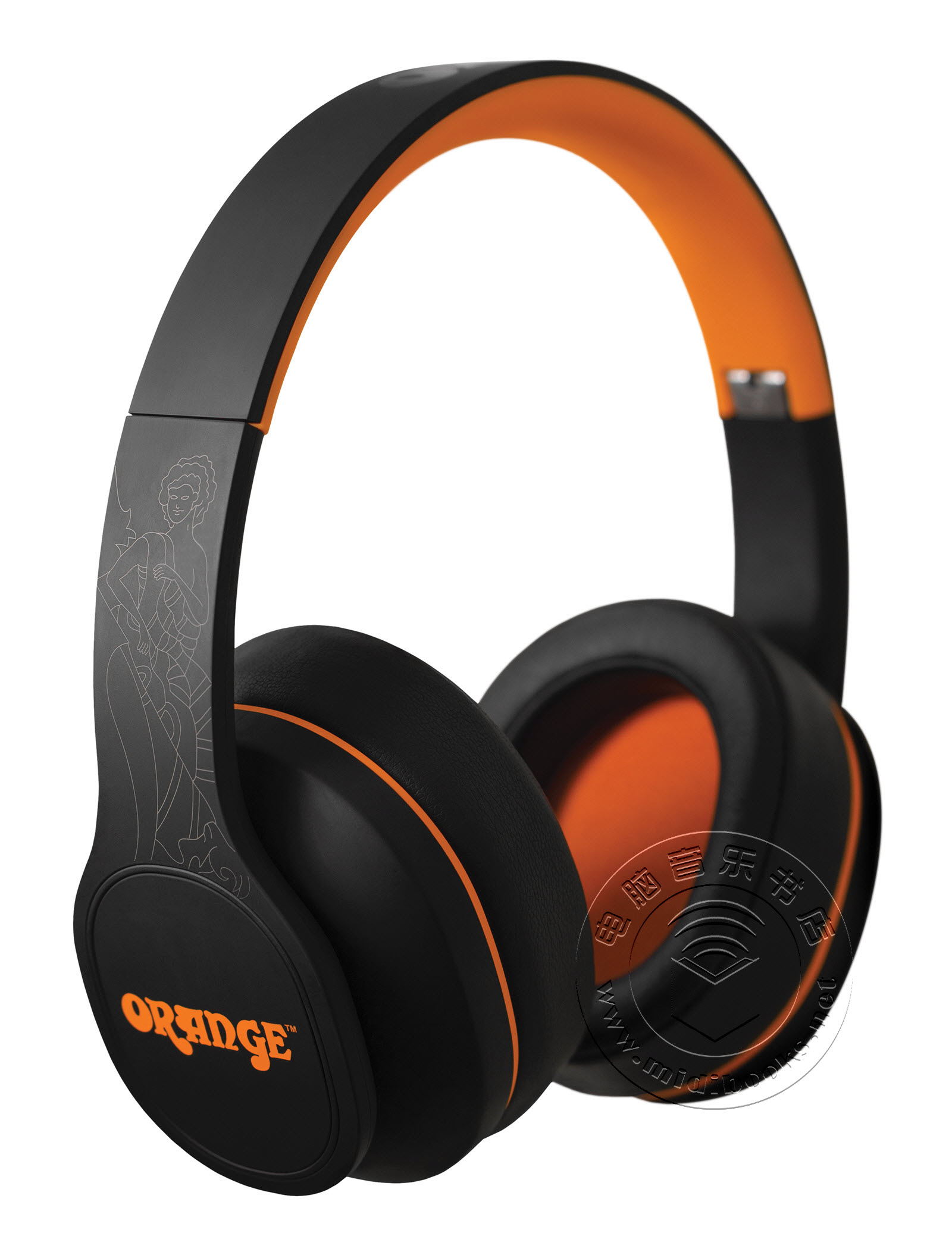 Orange Amplification(桔色放大器)宣布推出新的Crest版无线蓝牙耳机