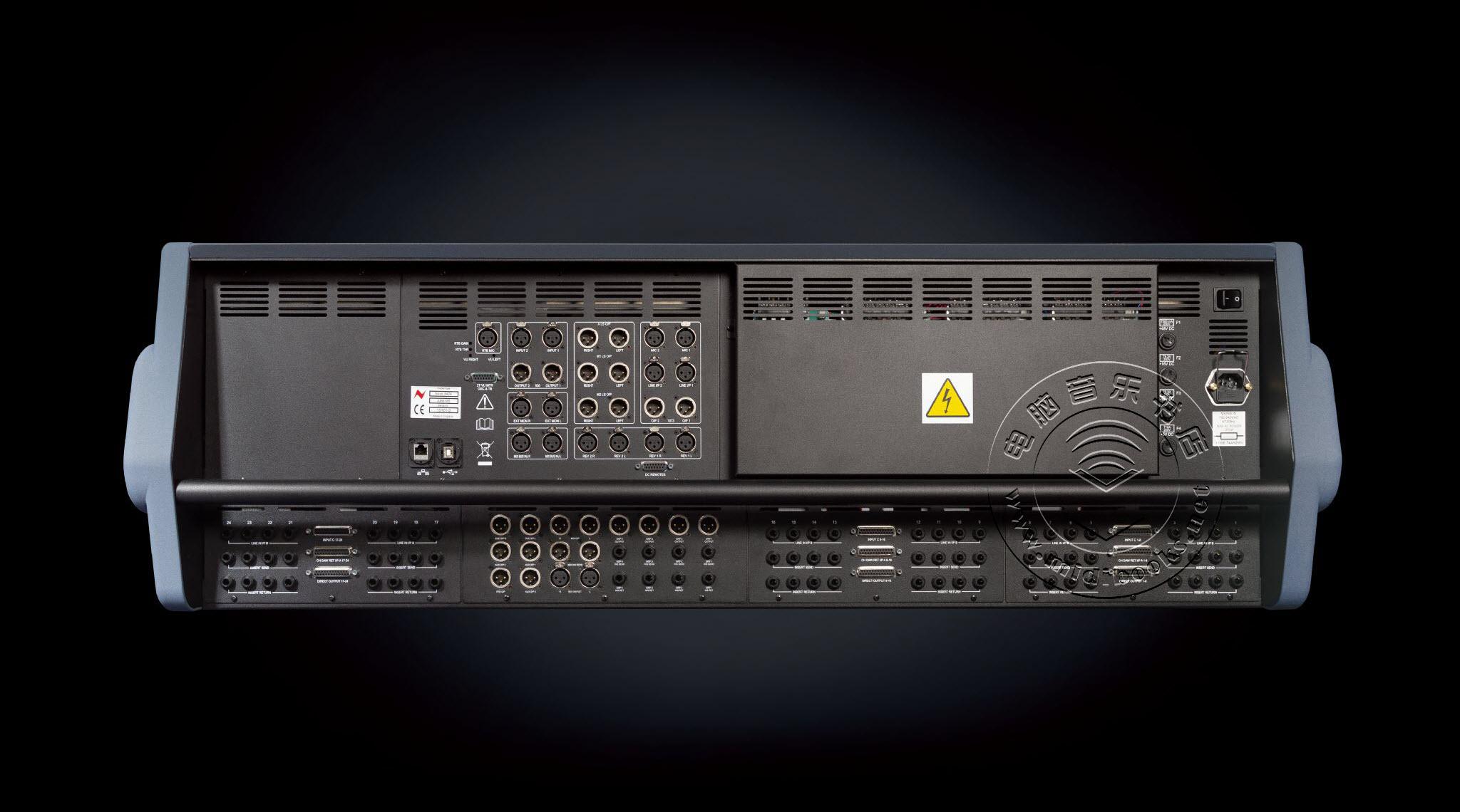 AMS Neve推出Neve 8424小型工作室调音台