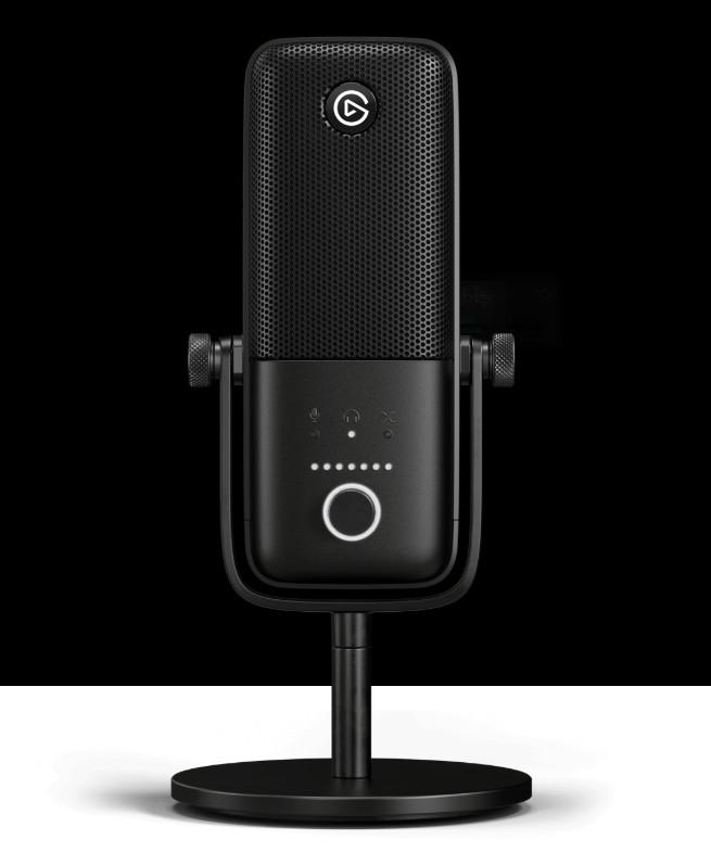Elgato发布带有内置数字混音解决方案的USB麦克风(视频)