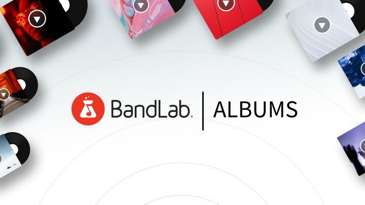 BandLab发布免费专辑平台,为艺术家们带来100%的收益