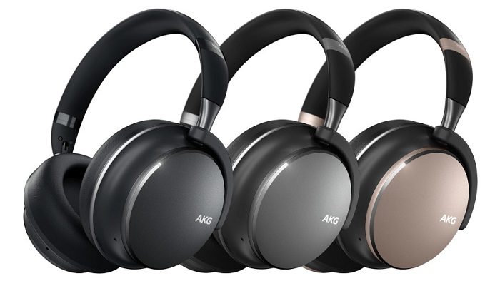 三星发布AKG Y600 NC与Y400耳机新品