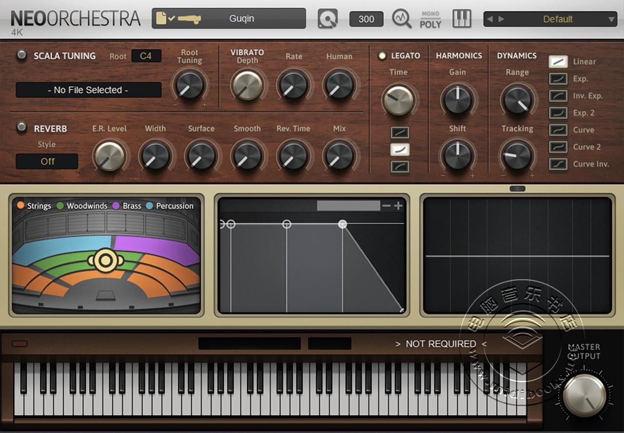 Sound Magic发布Guqin(古琴)虚拟乐器(视频)