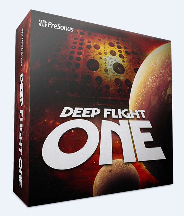Presonus发布可用于Studio One的Deep Flight One音色库(视频)