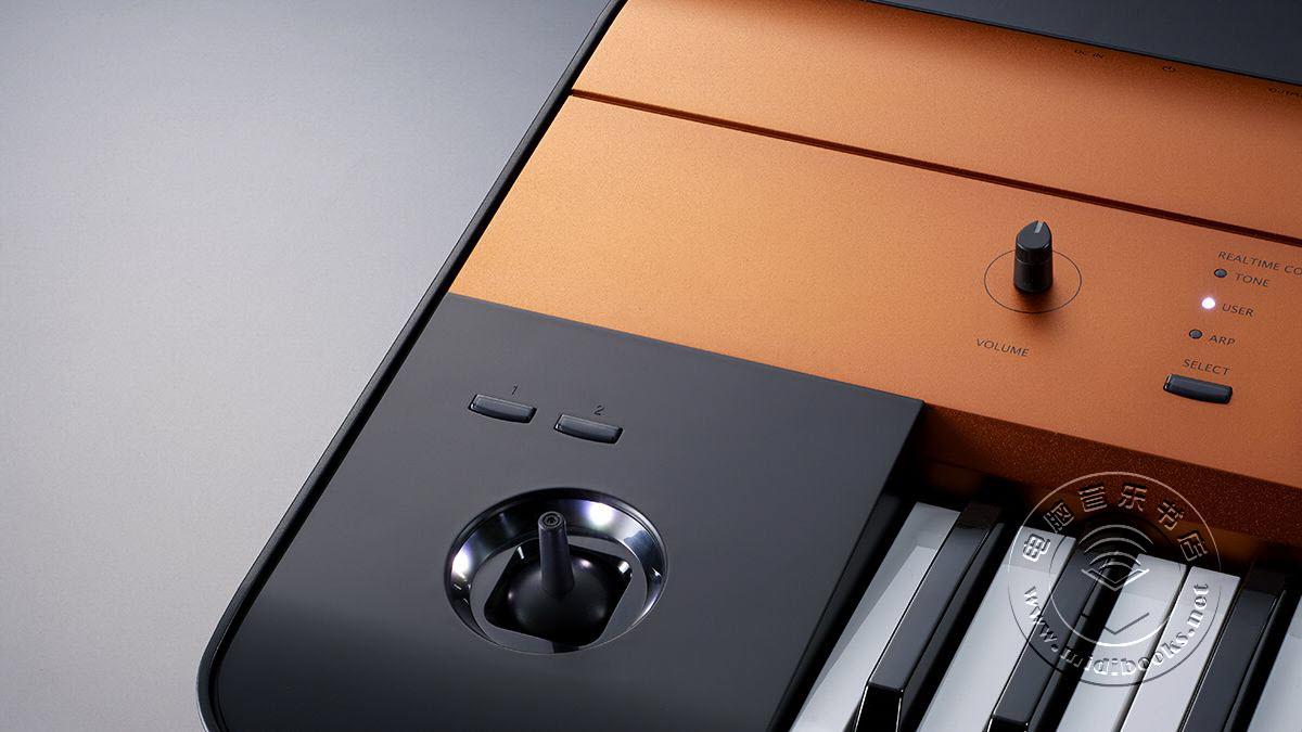 Korg发布铜色限量版Krome EX合成器工作站