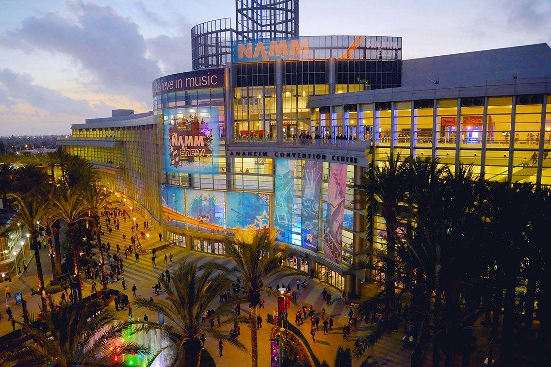 """官宣:2021年NAMM展会取消,新的""""Believe in Music""""数字平台将会取而代之"""