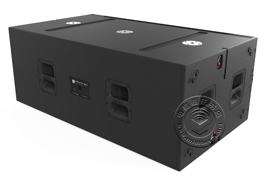 JBL推出新的VTX B28舞台低音炮音箱