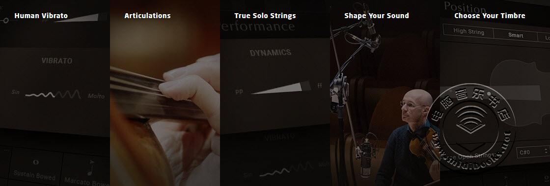 e-instruments发布Cremona Quartet提琴音源